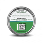 CBD-Wellness-Pain Relief-Sleep Aid-Relaxation-Topical-Cream-Soothing-Balm-Urban Xtracts-Label